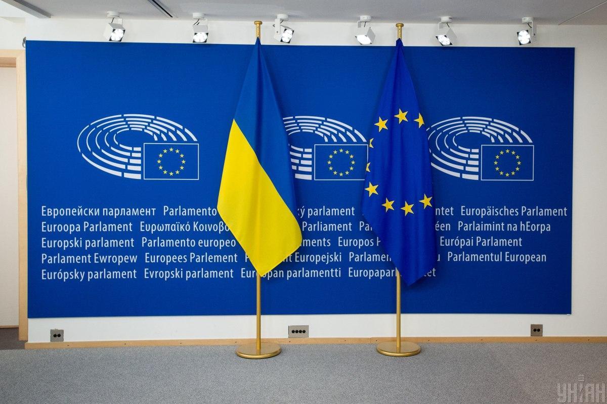 Украина и ЕС имеют общий взгляд на ситуацию в Беларуси / фото УНИАН