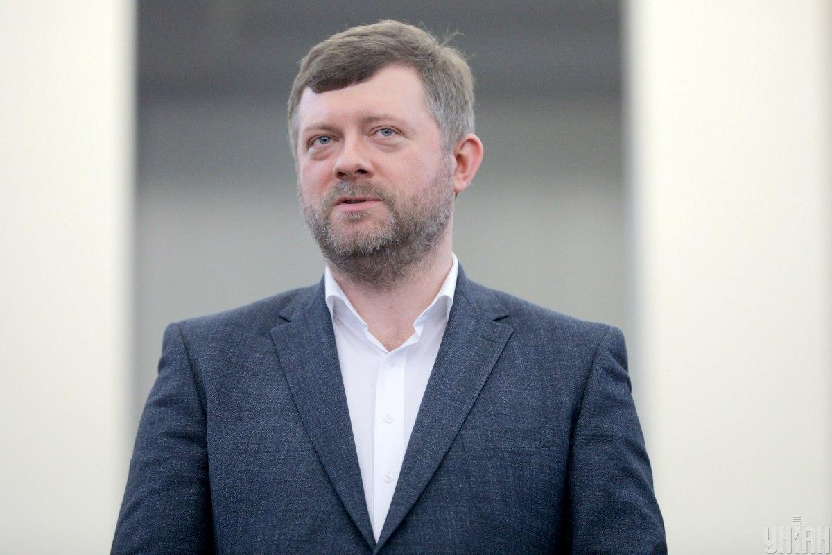 """Корнієнко заявив, що """"Слуга народу"""" у понеділок обговорить кадрові питання / фото УНІАН"""