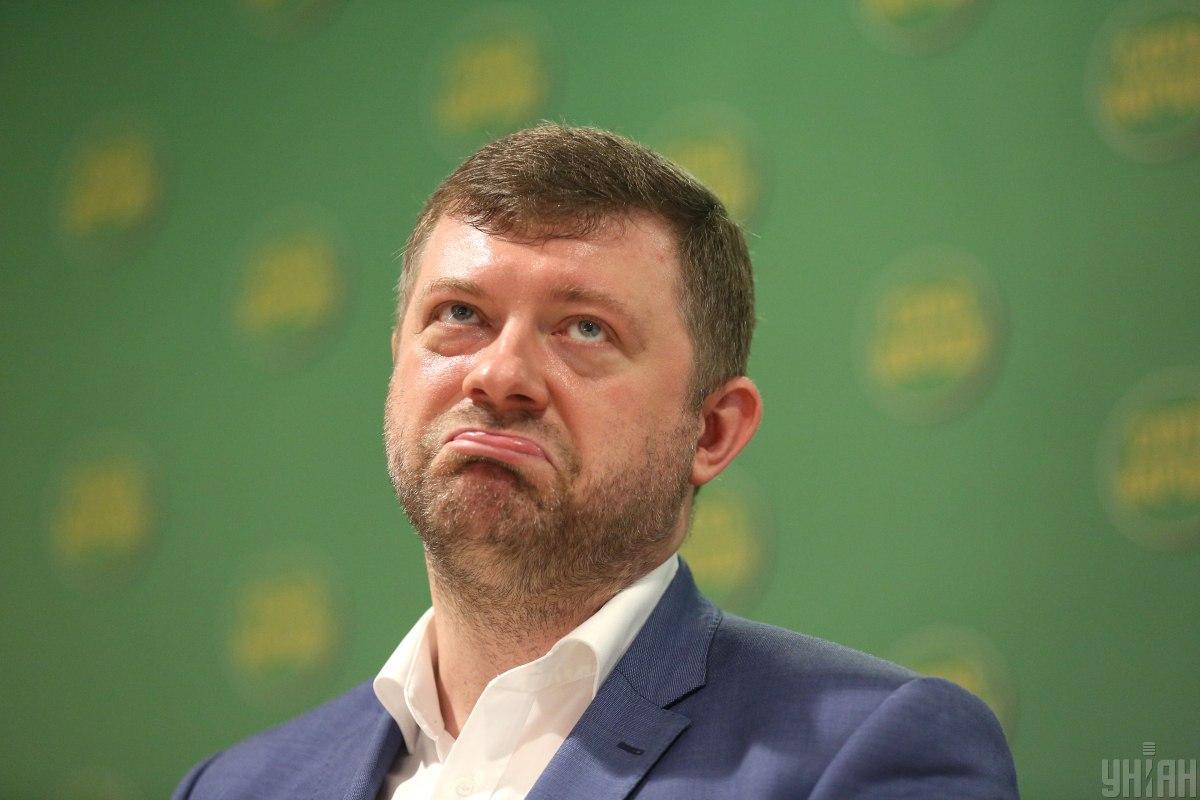 Корниенко видит выход только в дипломатии / фото УНИАН