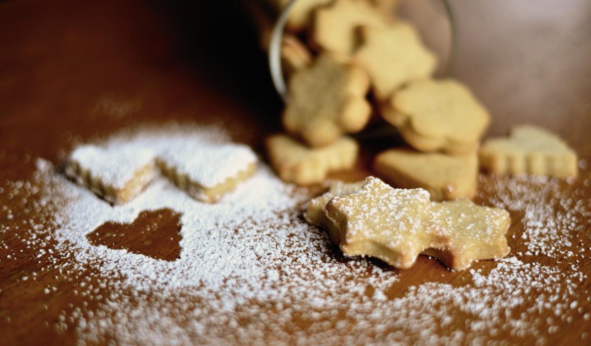 Как приготовить вкусное домашнее печенье / фото pixabay.com
