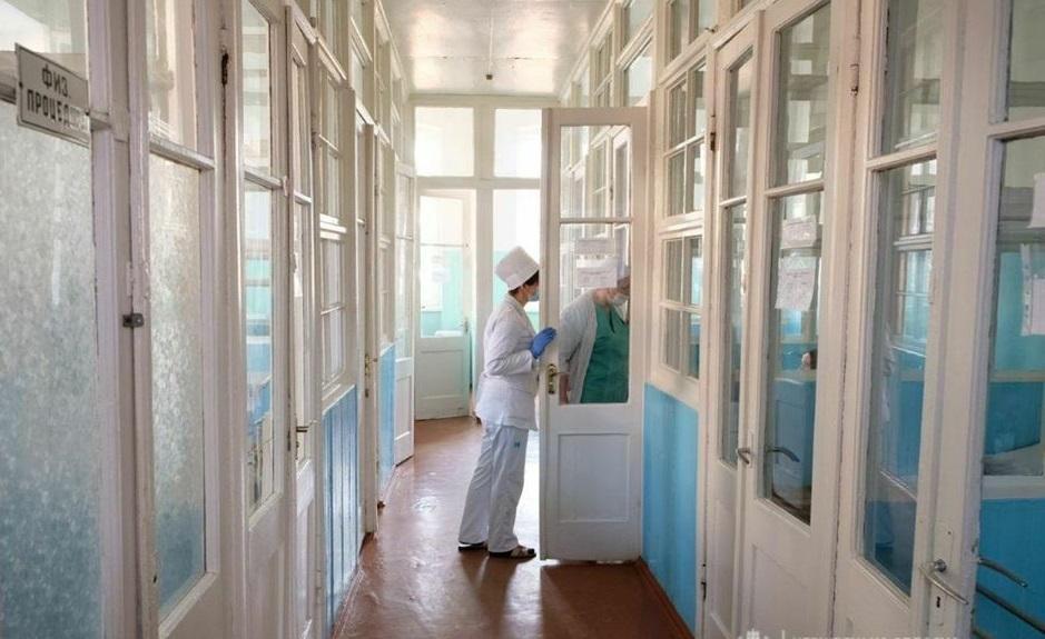 Сегодня у госпитализированных взяли пробы на коронавирус / facebook/cvODA