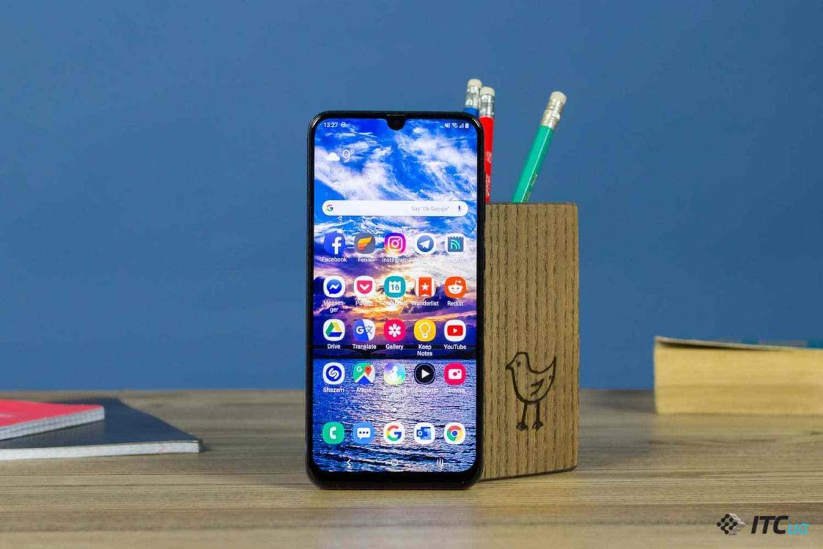 49% всех смартфонов на украинский рынок в конце 2019 года отгрузила Samsung / фото ITC.ua