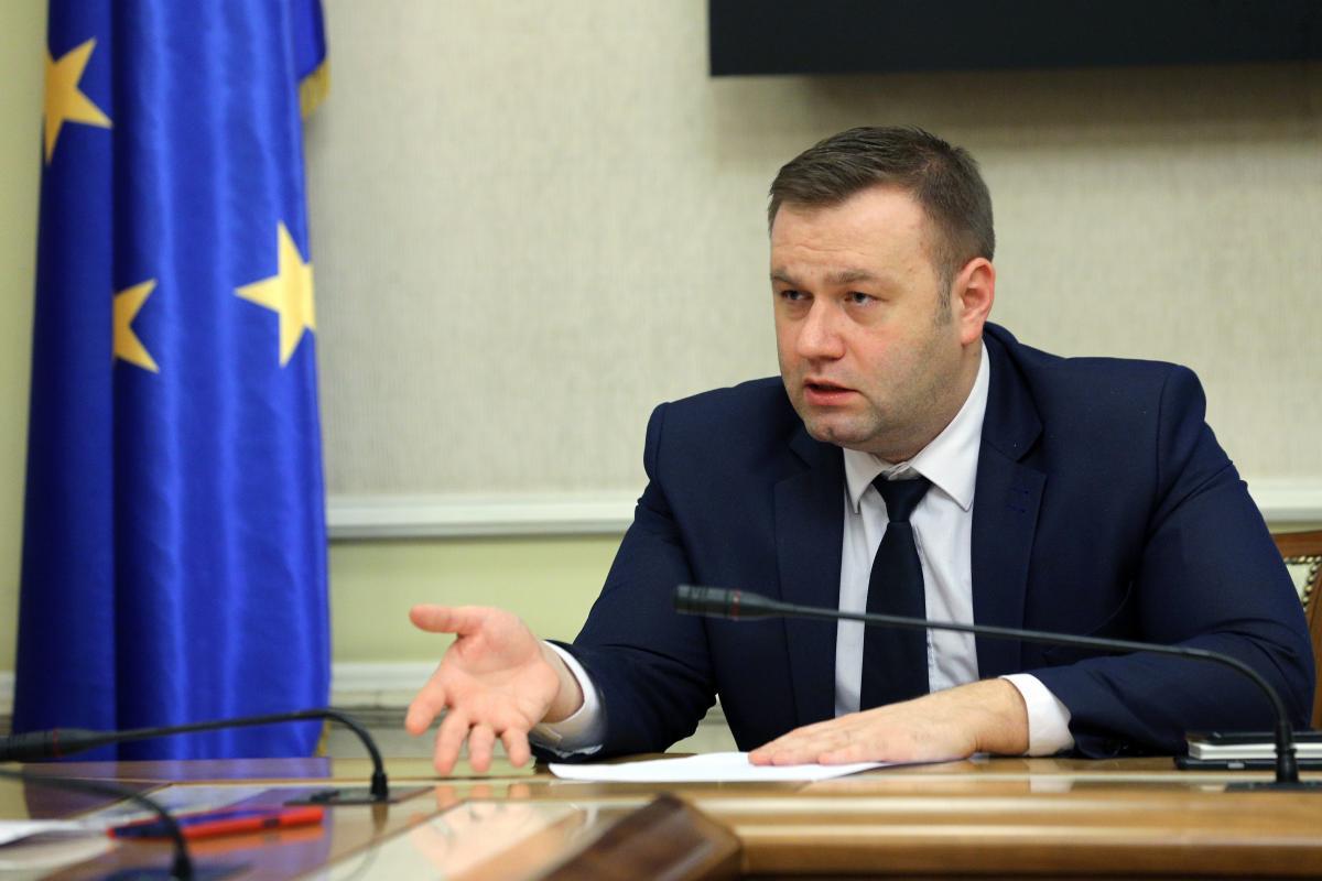 Олексій Оржель, міністр енергетики та захисту довкілля
