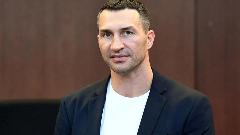 Володимир Кличко не сумує після відходу з боксу / фото xsport.ua