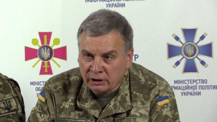 Новый министр обороны Украины Андрей Таран / Фото: mil.gov.ua