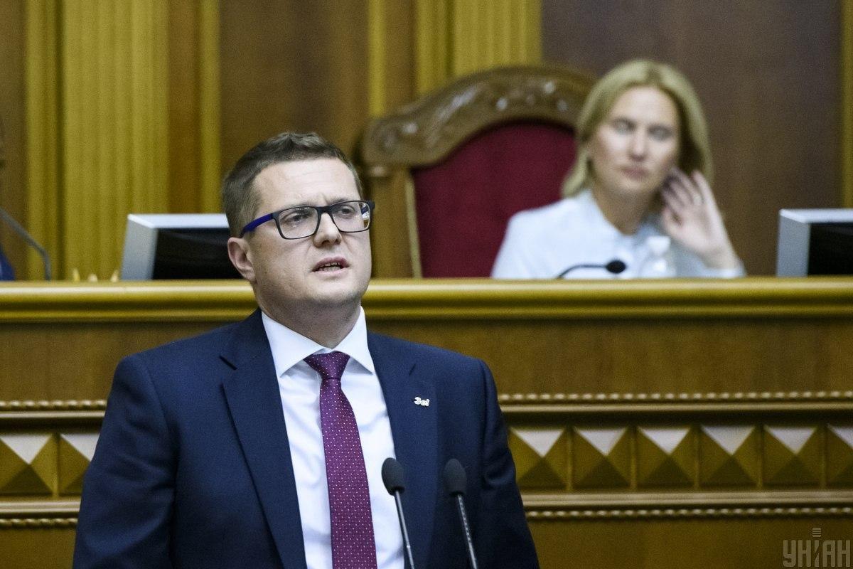 Иван Баканов высказался за возвращение уголовной ответственности за контрабанду / фото УНИАН