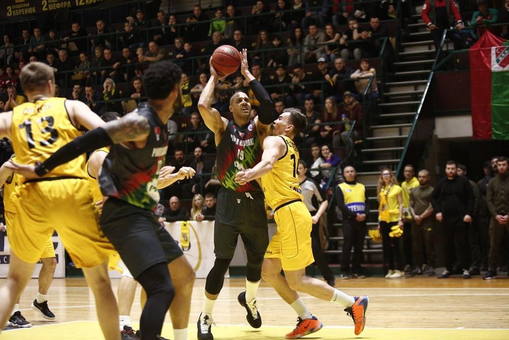 Киев-Баскет уступил в домашнем поединке / фото: fiba.basketball