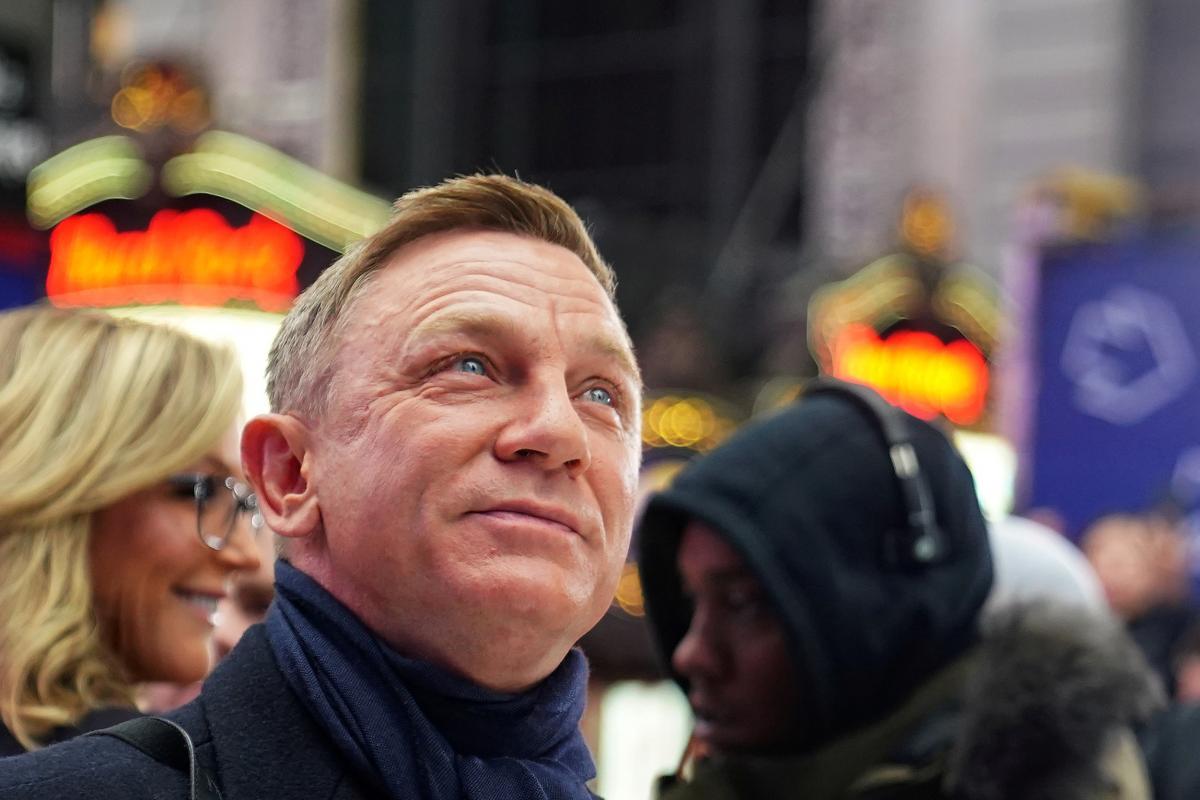 Деніел Крейг виконав головну роль уновому фільмі про Бонда / REUTERS