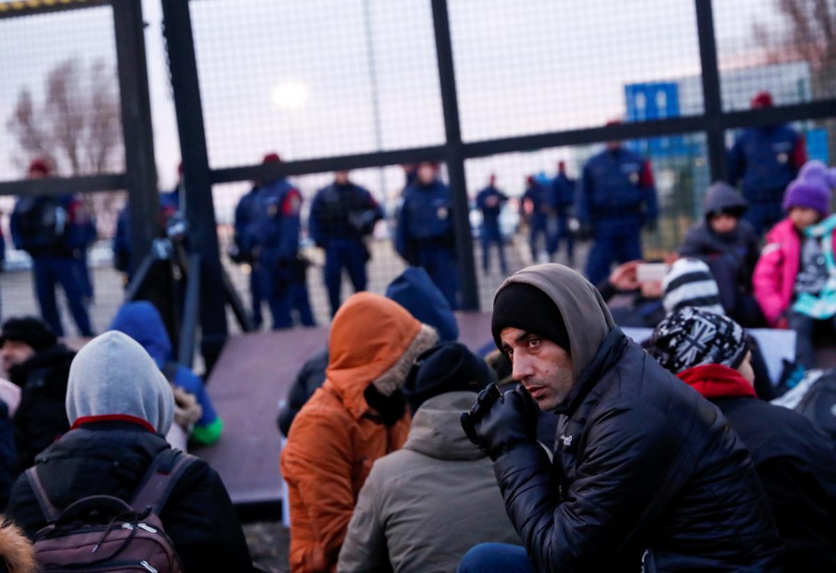 """У порту """"Чорноморськ"""" затримали сирійців-нелегалів / REUTERS"""