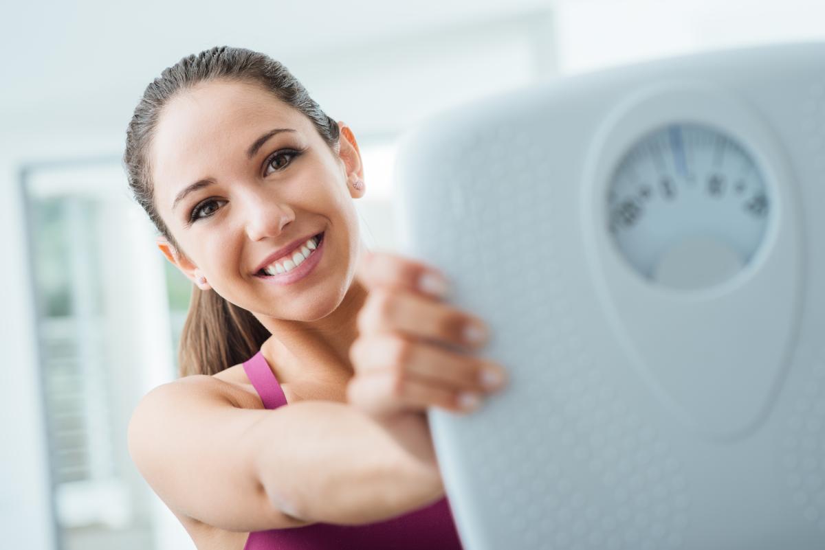 Как сбрасывать вес без вреда для здоровья / ua.depositphotos.com