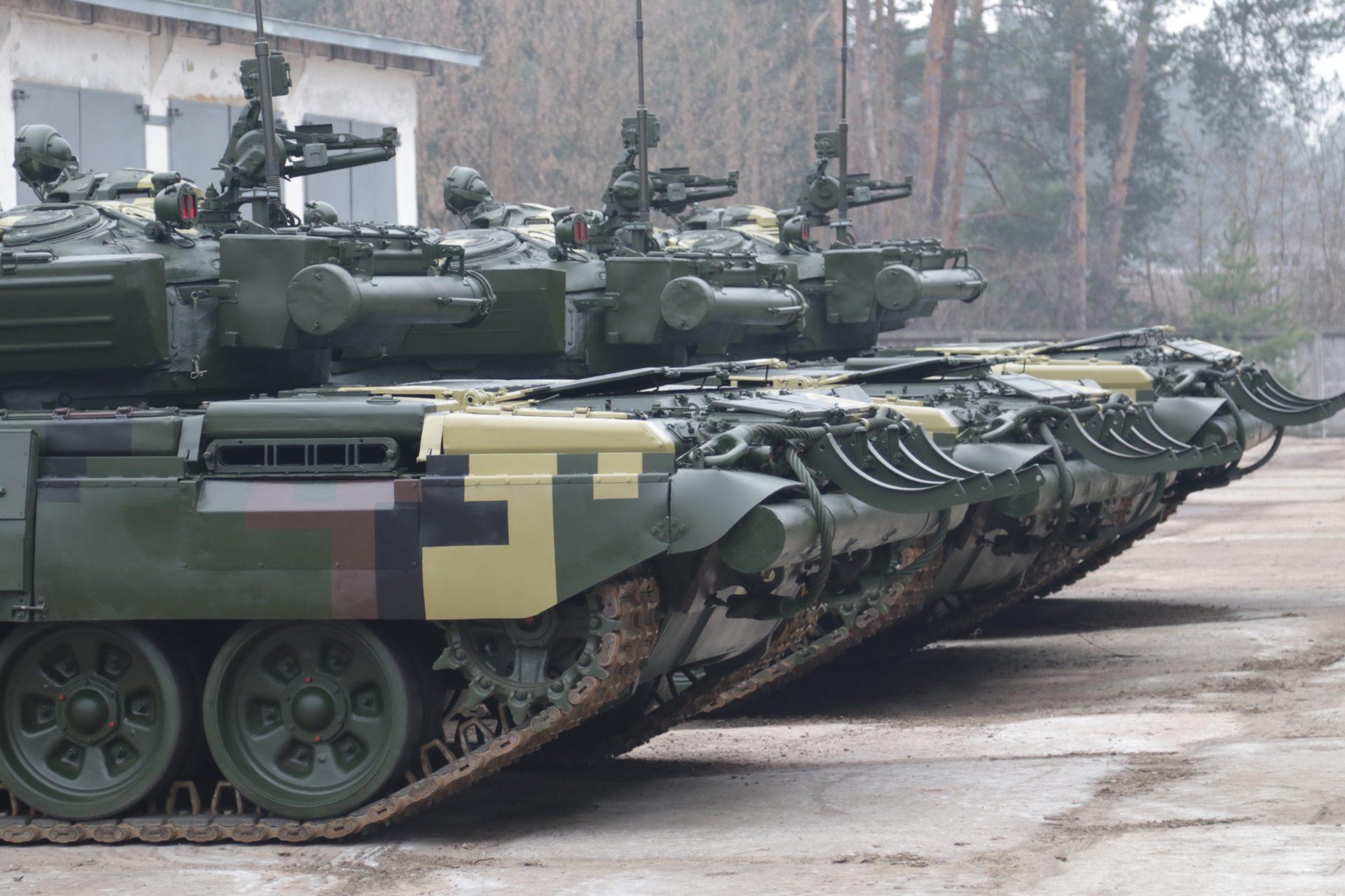 Советский танк до сих пор остается на вооружении многих стран / twitter.com/DefenceU