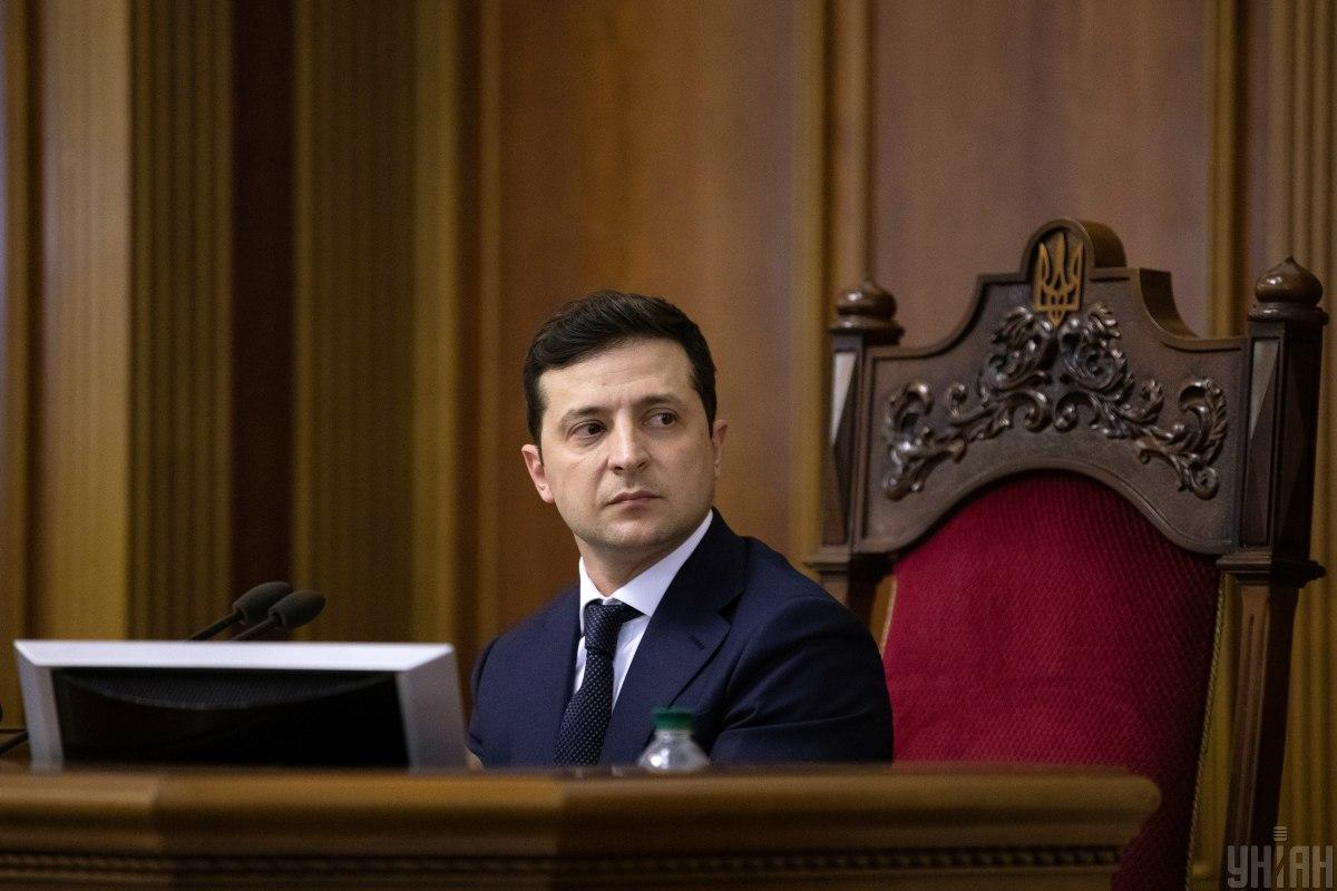 Zelensky says all diplomatic means should be used to end the war and return people / Photo from UNIAN