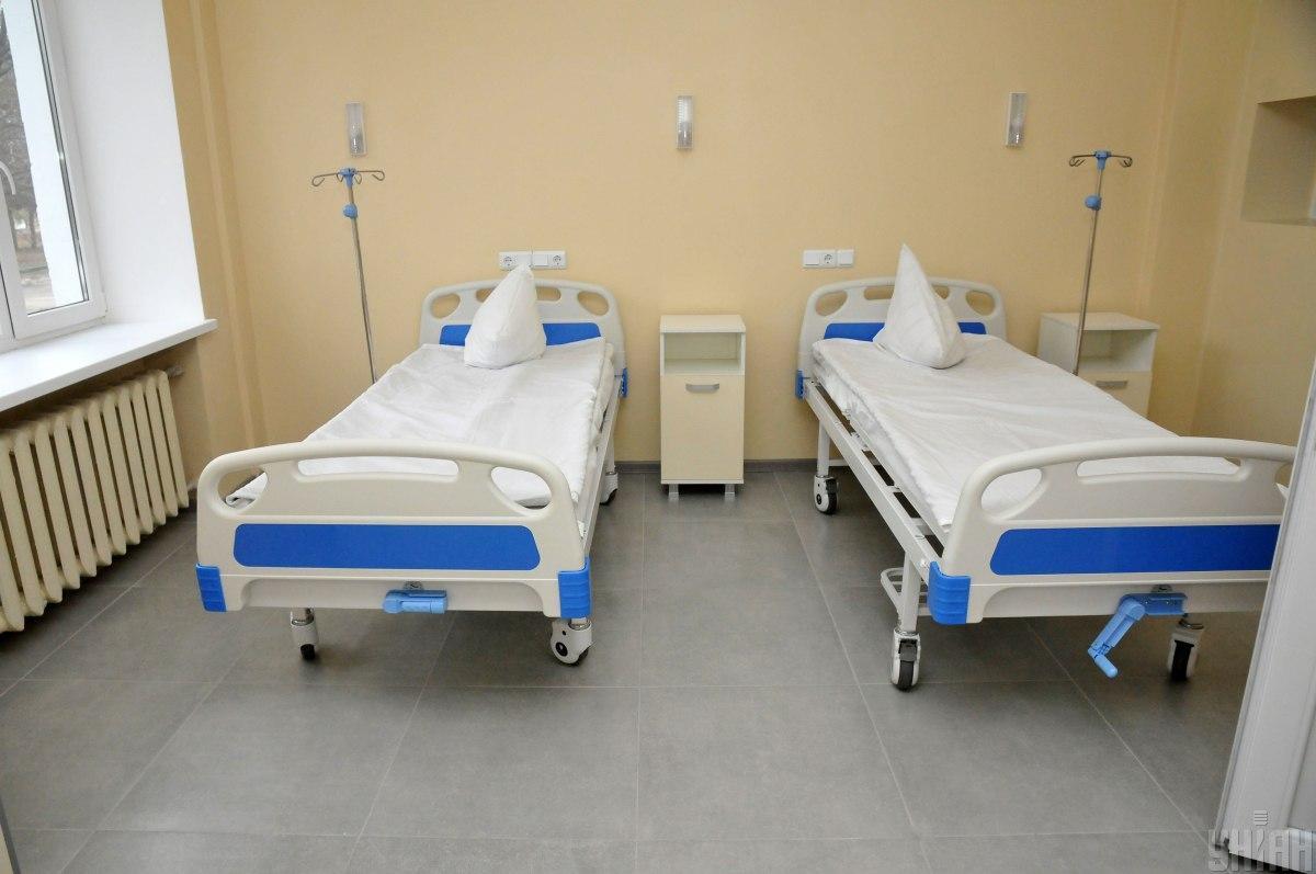 """Сейчас в больницах """"второй волны"""" сейчас в них уже находится 542 пациента / фото УНИАН"""
