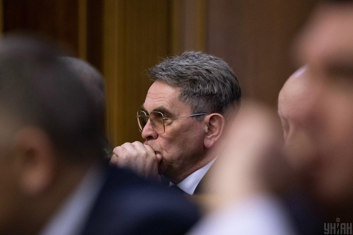 Рада уволила главу Минздрава Илью Емца / фото УНИАН