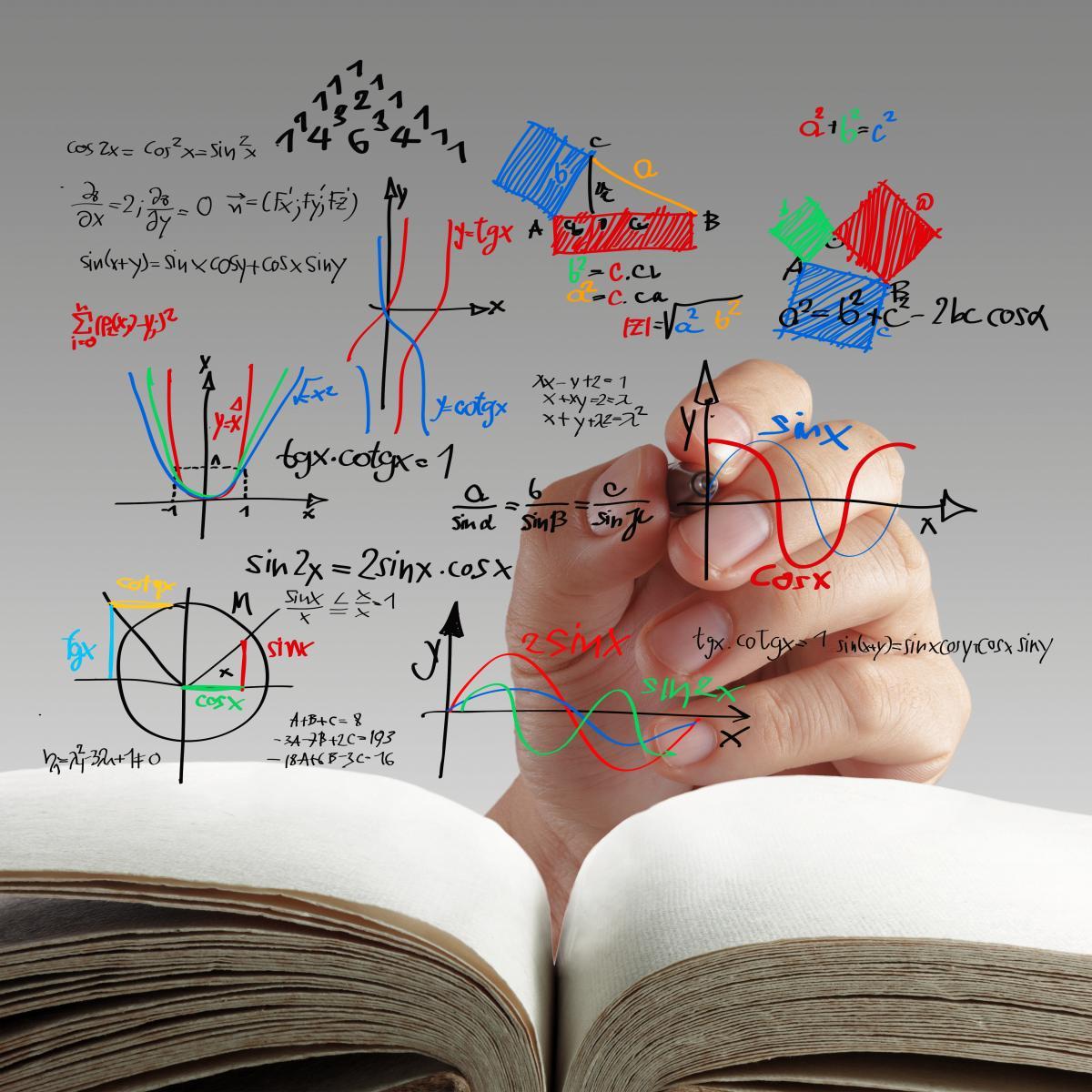 З травня 2021 здобувачі повної загальної середньої освіти будуть здавати обов'язкову атестацію з математики / depositphotos.com