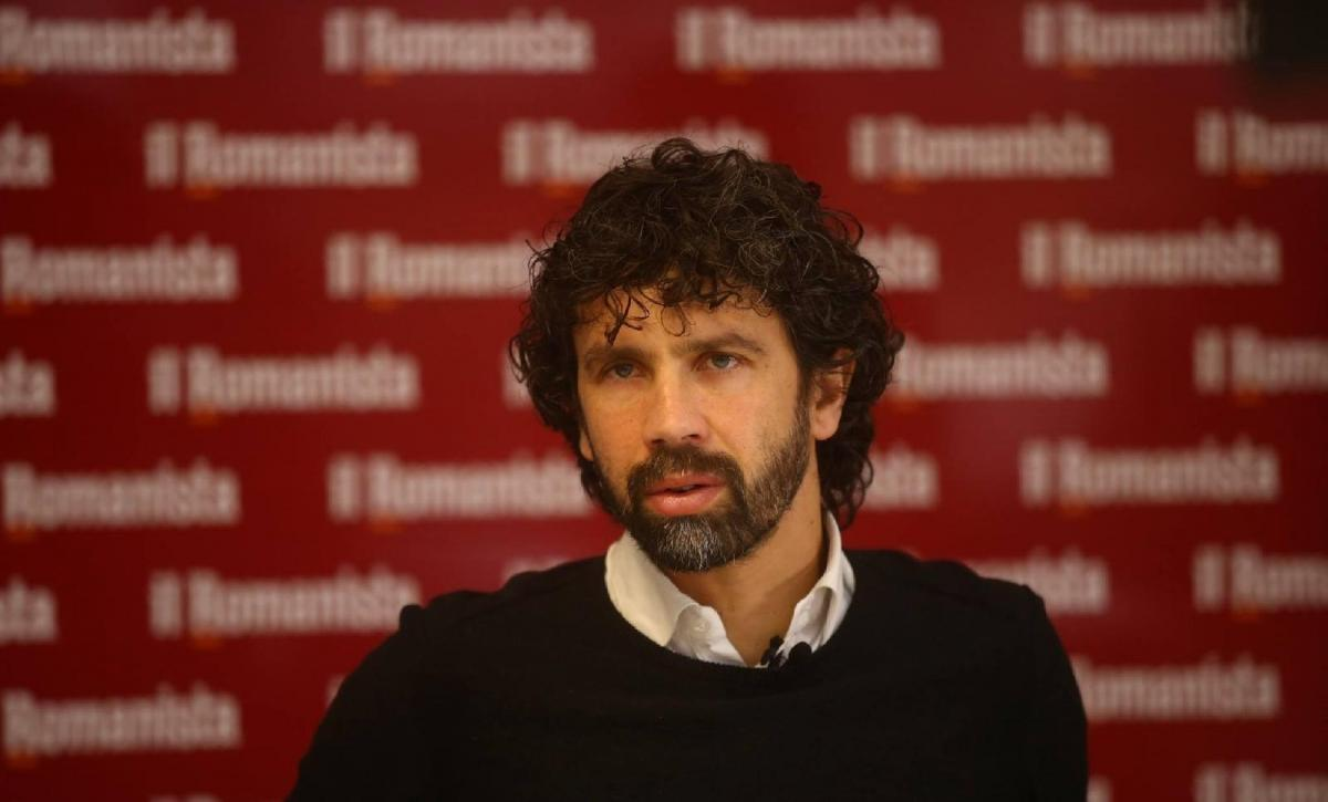 Томмази сам в прошлом был футболистом / фото: ilromanista.eu