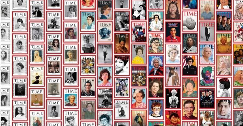 """Журнал """"Time"""" назвал 100 влиятельнейших женщин столетия / фото Time"""
