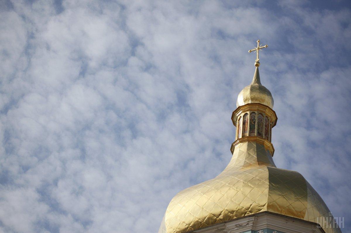 Скандалы вокруг храма длятся примерно год / фото УНИАН