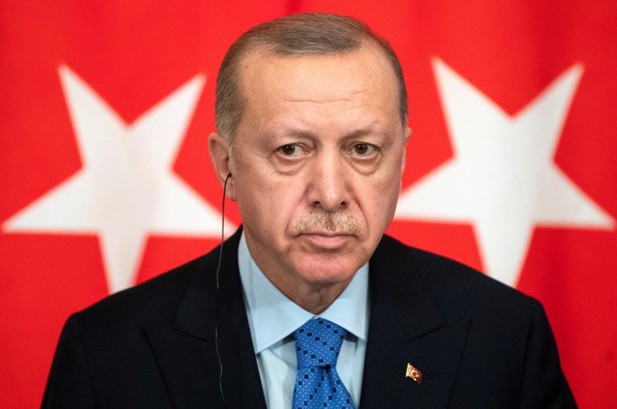 Эрдоган заявил о намерении начать разработку газового месторождения в Черном море к 2023 году / фото REUTERS