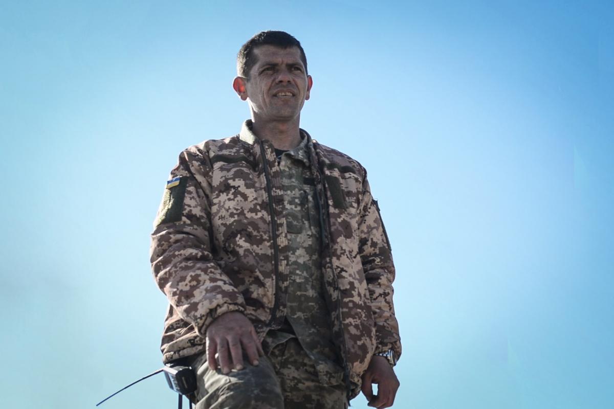 Дмитрий Фирсов погиб 6 марта в результате подрыва БМП на мине / фото facebook.com/93OMBr