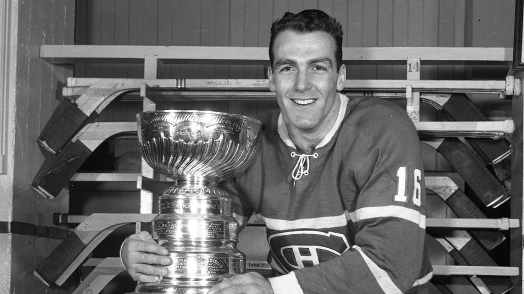 Анри Ришар провел в НХЛ 20 сезонов / фото: nhl.com