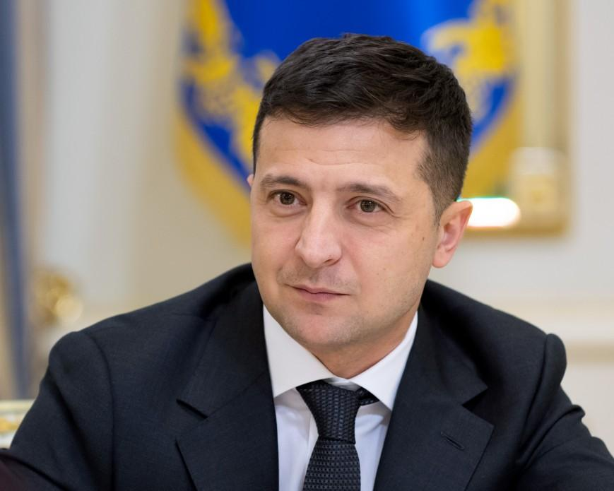 Volodymyr Zelensky / Photo from president.gov.ua