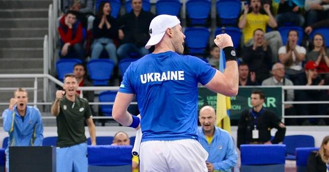 Марченко принес Украине решающее очко / фото: btu.org.ua
