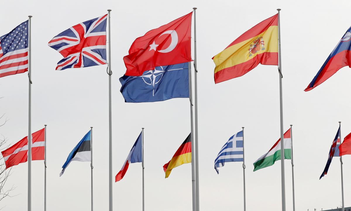 Туреччина підтримує курс України на вступ в НАТО / REUTERS
