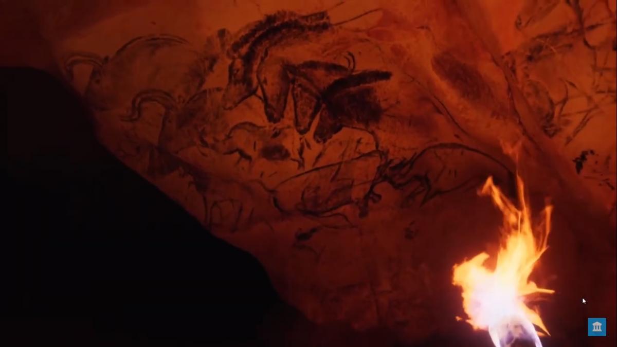 Пещеру Шове ученые открыли в 1994 году / скриншот