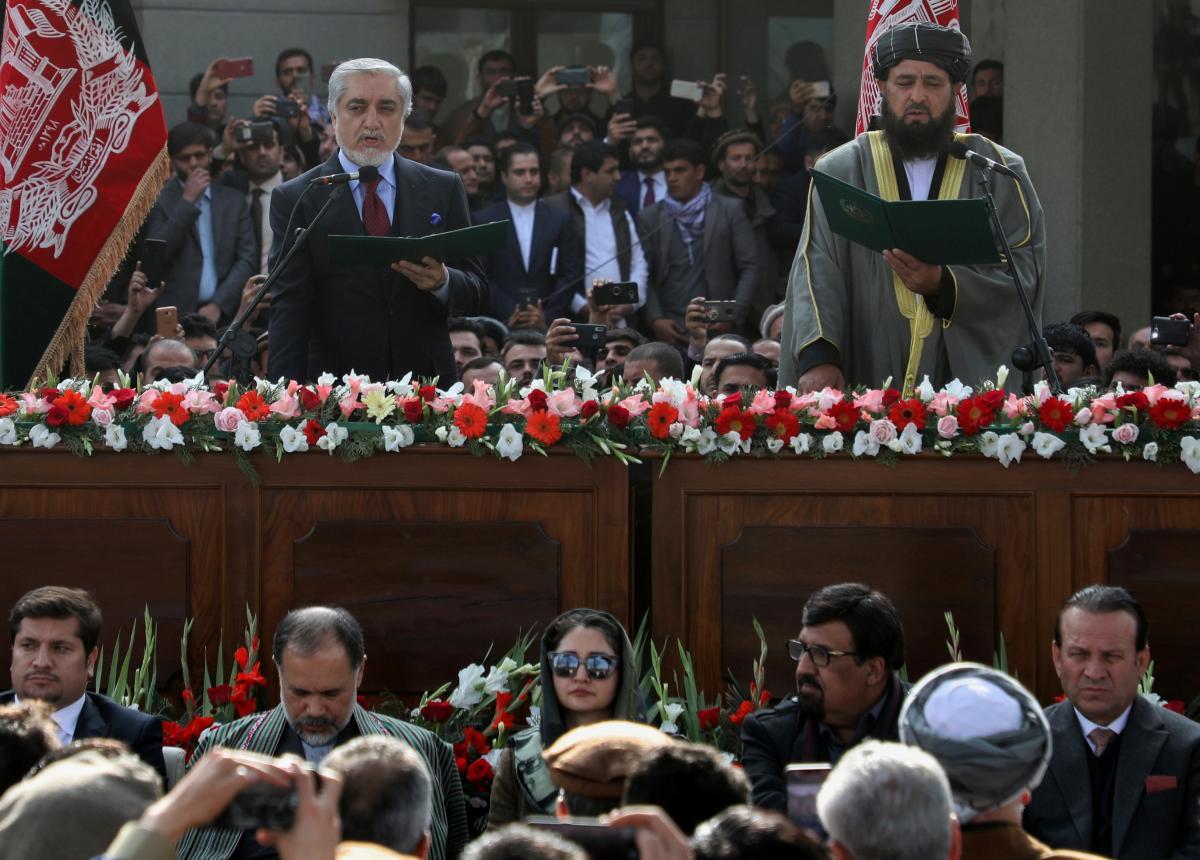В Афганистане сразу два человека объявили себя президентами / Фото: Reuters