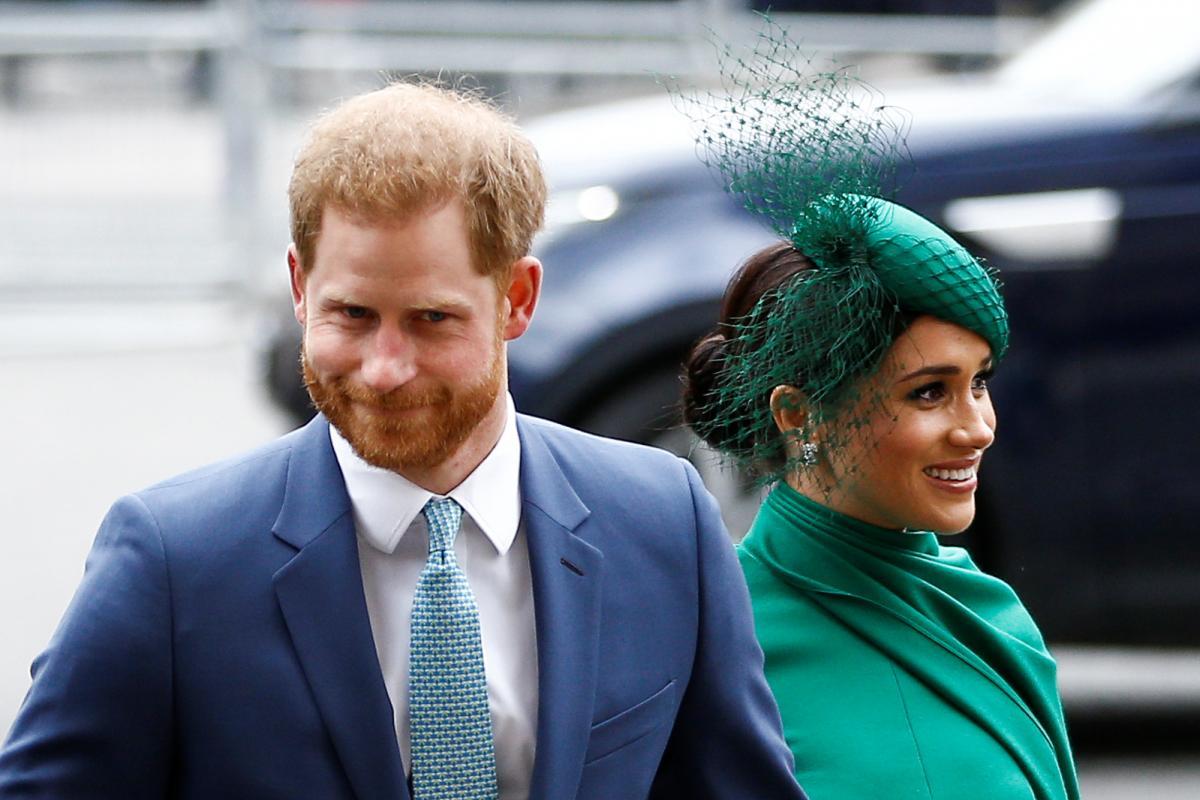 Меган Маркл и принц Гарри не могут прийти к согласию по поводу крестин дочери \ фотоREUTERS