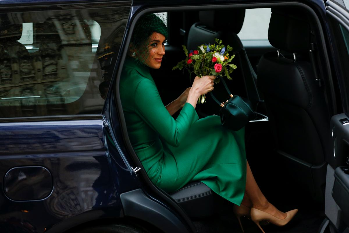 Меган Маркл / фото REUTERS