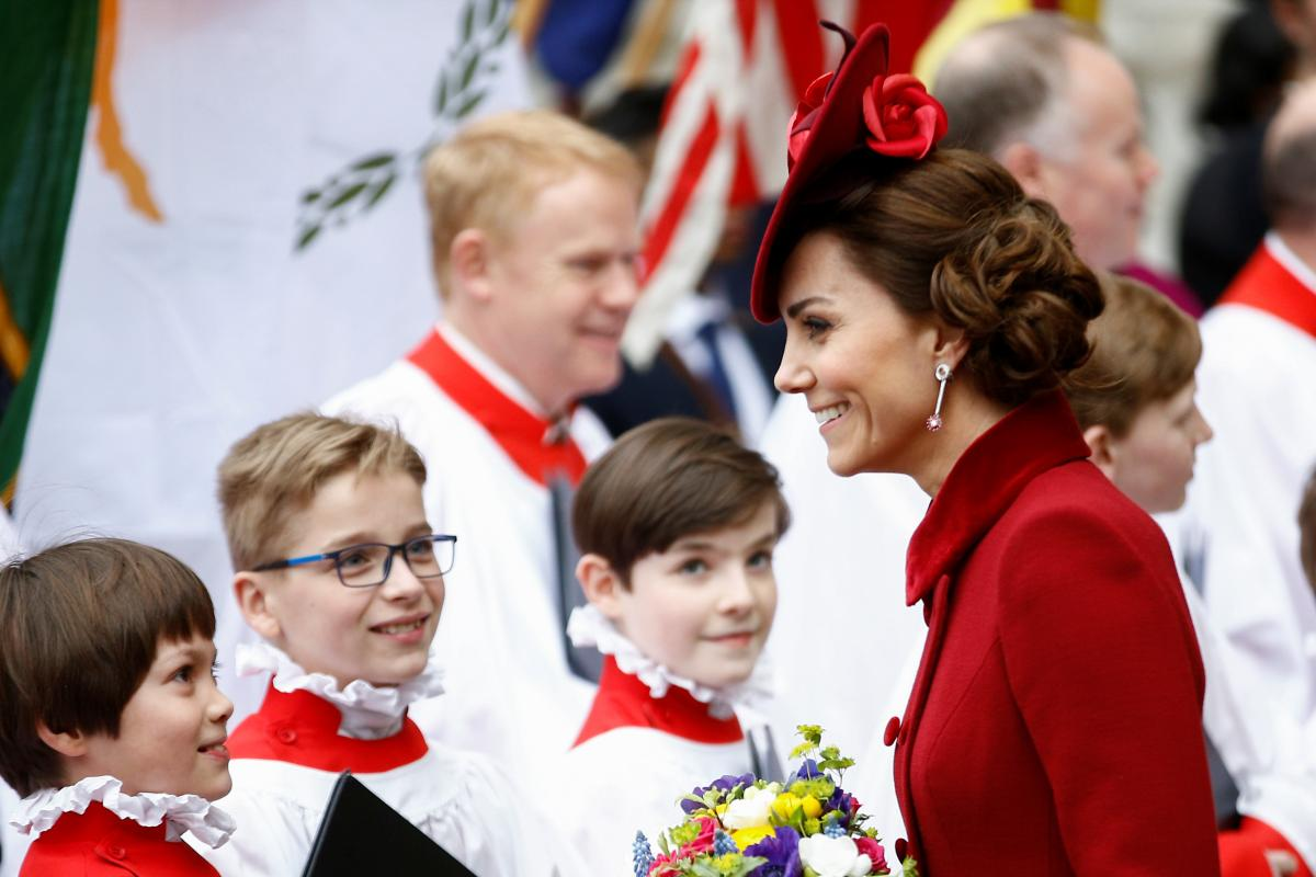 Кейт Миддлтон вышла замуж за принца Уильяма в апреле 2011 года / REUTERS