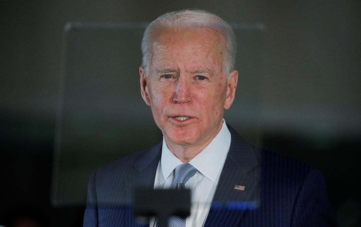 Байден заручился поддержкой делегатов для выдвижения кандидатом впрезиденты США