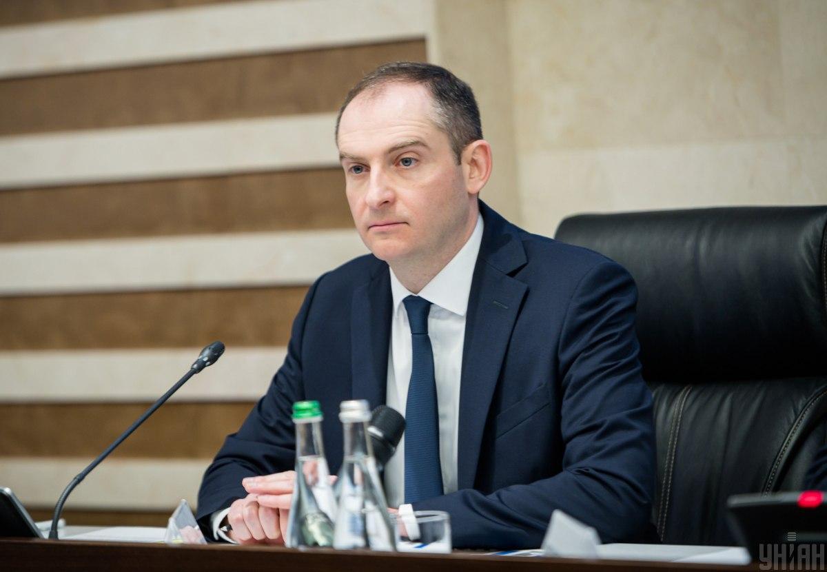 Голова Державної податкової служби Сергій Верланов / фото УНІАН