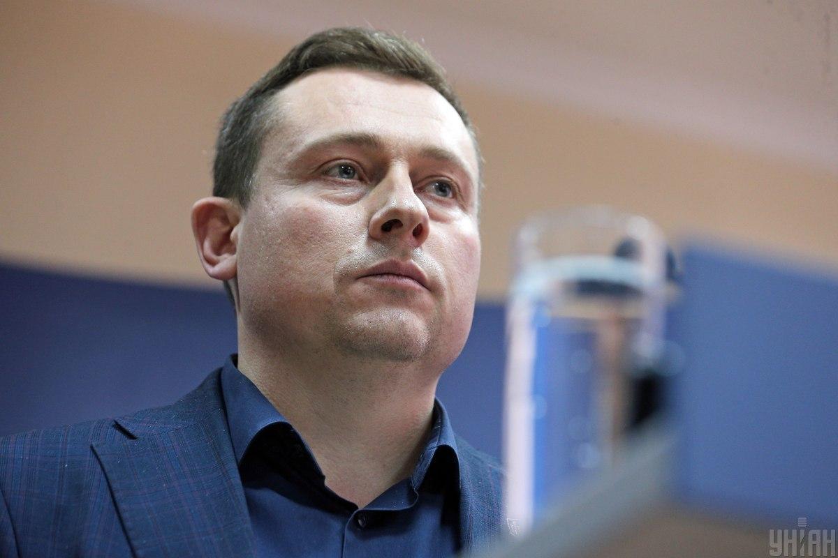 Бабиков уволился из ГБР / УНИАН