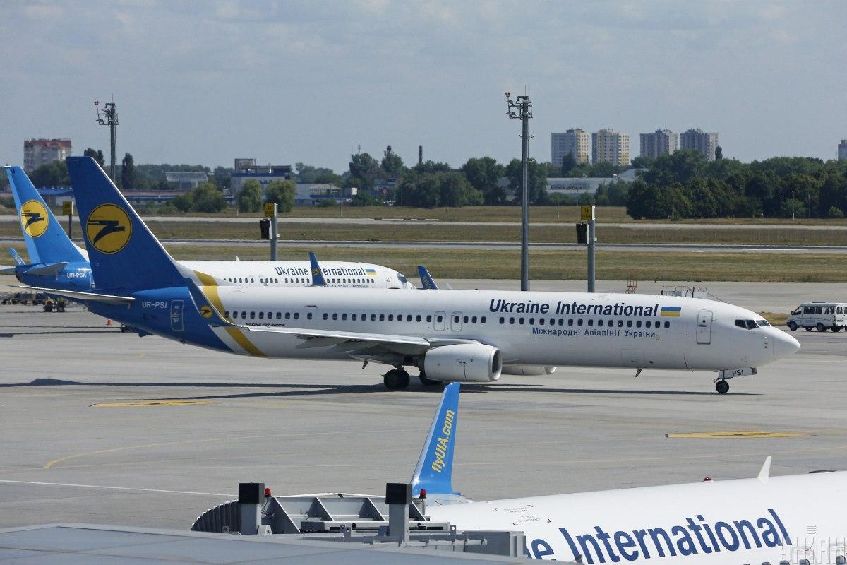 Авіакомпанія МАУ з початку року перевезла майже 1,5 мільйона пасажирів / фото УНІАН