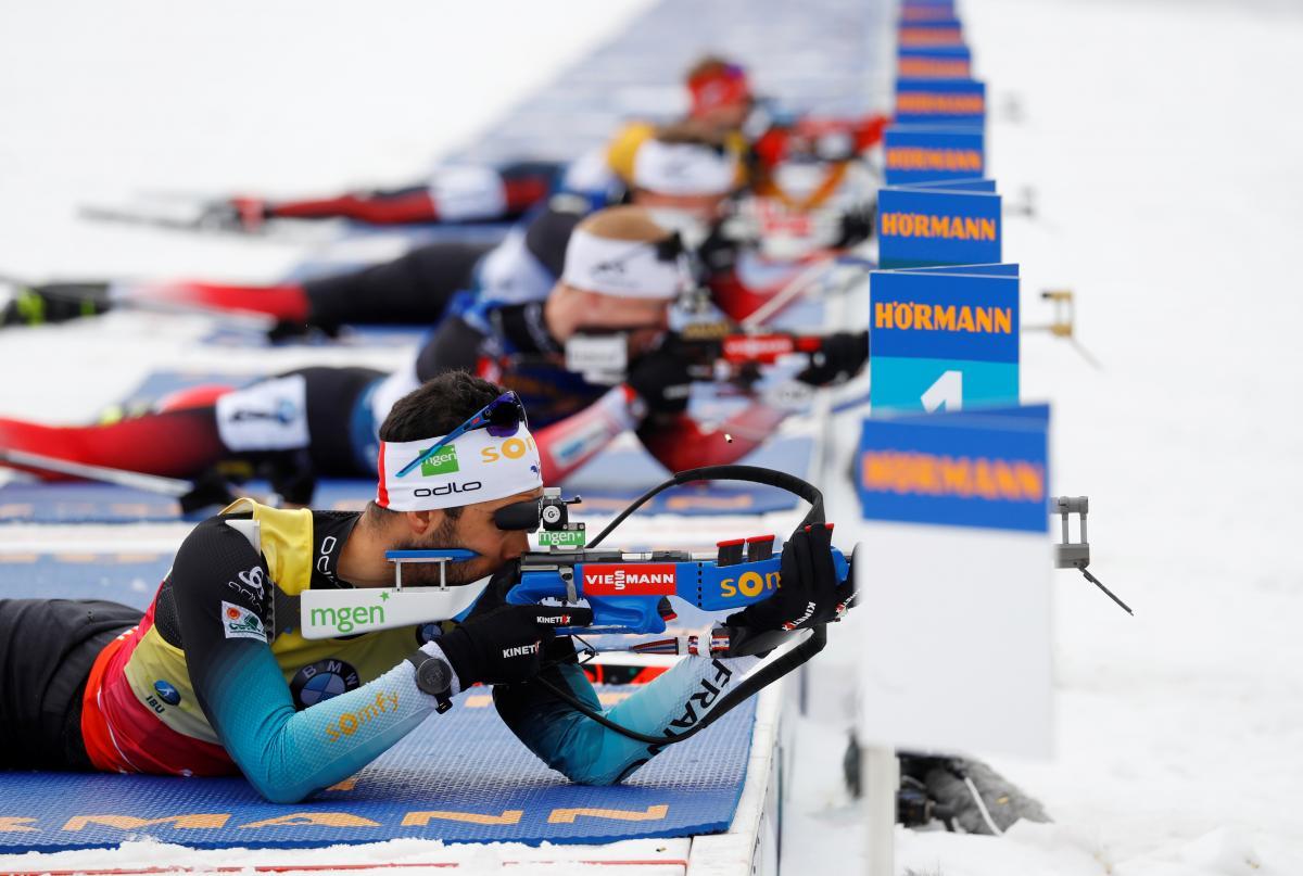 Кубок мира по биатлону / REUTERS