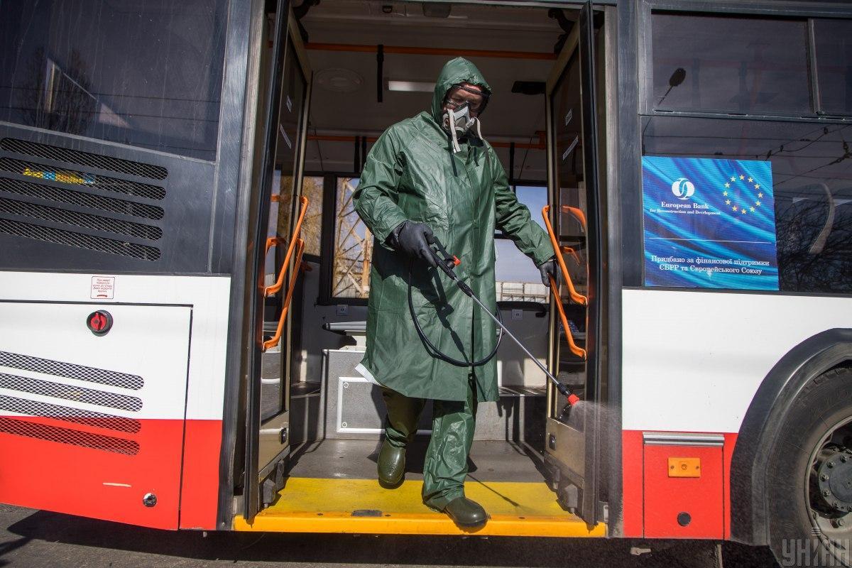 На Донетчине зафиксирован один случай заражения коронавирусом / Фото: УНИАН