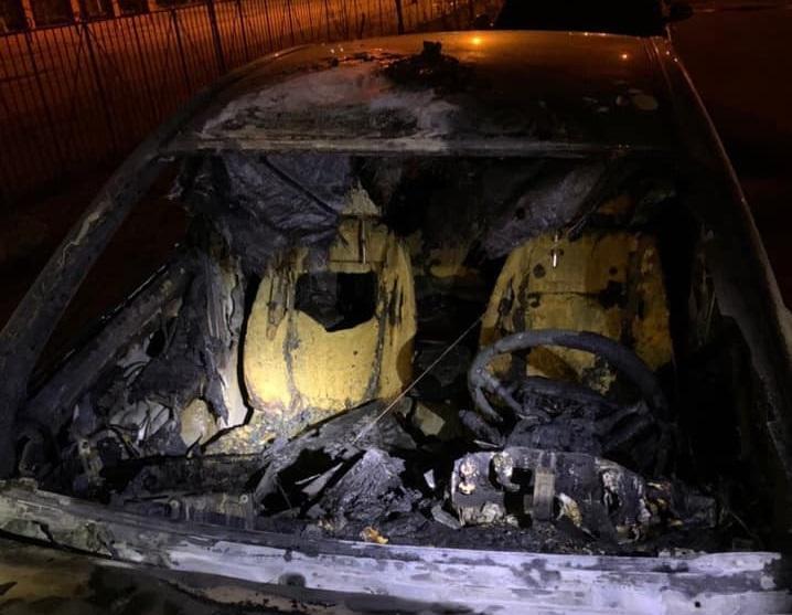 Восстановлению автомобиль уже не подлежит/ фото facebook.com/egor.firsov