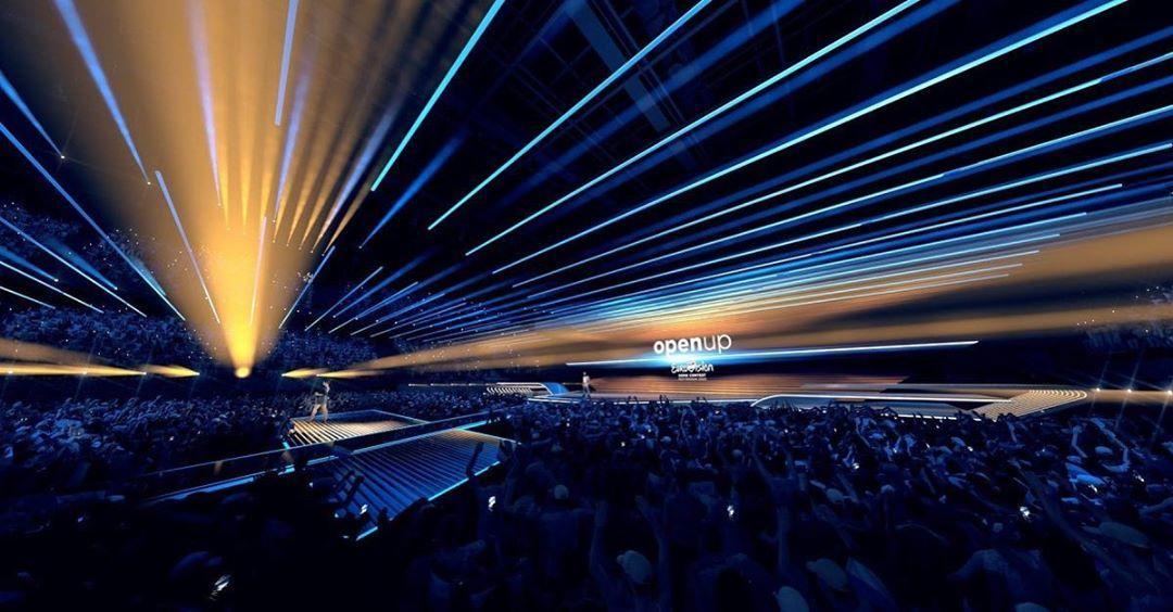Концертпрошел наофициальном YouTube-канале Евровидения / Instagram Евровидение в Украине