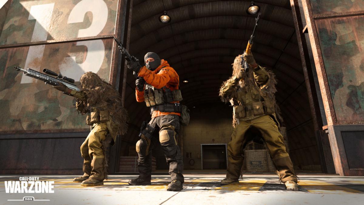 За сутки в Call of Duty: Warzone сыграли 6 миллионов человек / blog.activision.com