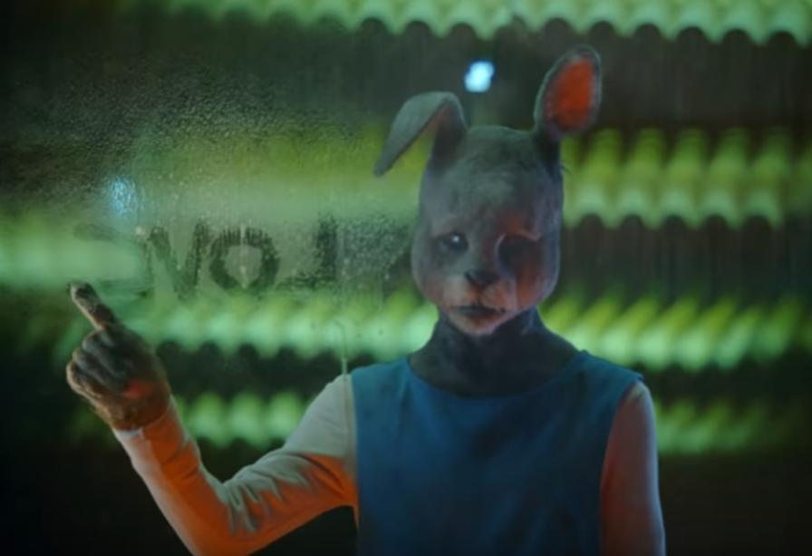 Новый клип Coldplay / скриншот