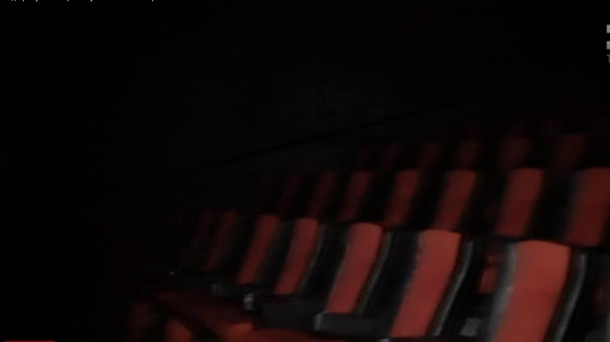 Согласно приказу КГГА, кинотеатры должны быть закрыты / скриншот