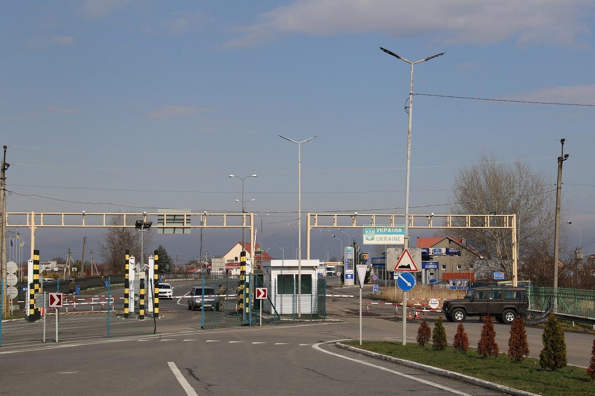 Границу Украины для иностранцев временно закроют / фото: Наталья Петервари