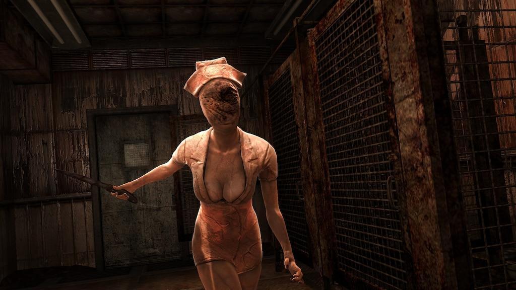 Sony планирует выпустить две игры из серии Silent Hill / steamcommunity.com