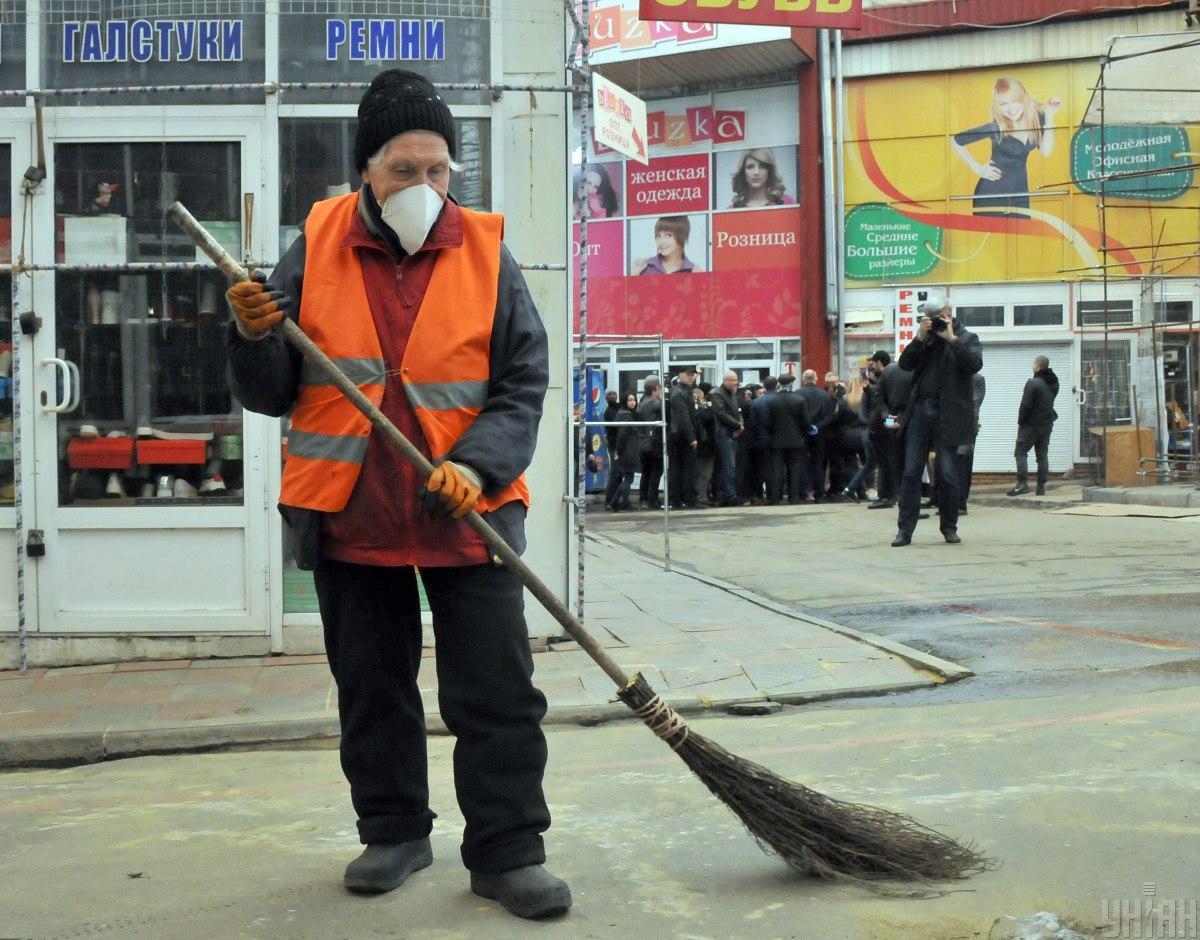 Україна звикає жити в умовах карантину / фотоУНІАН