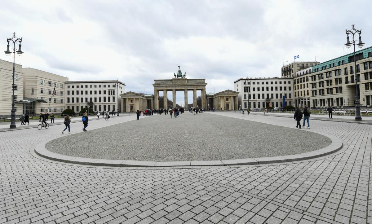 Берлин / Фото REUTERS