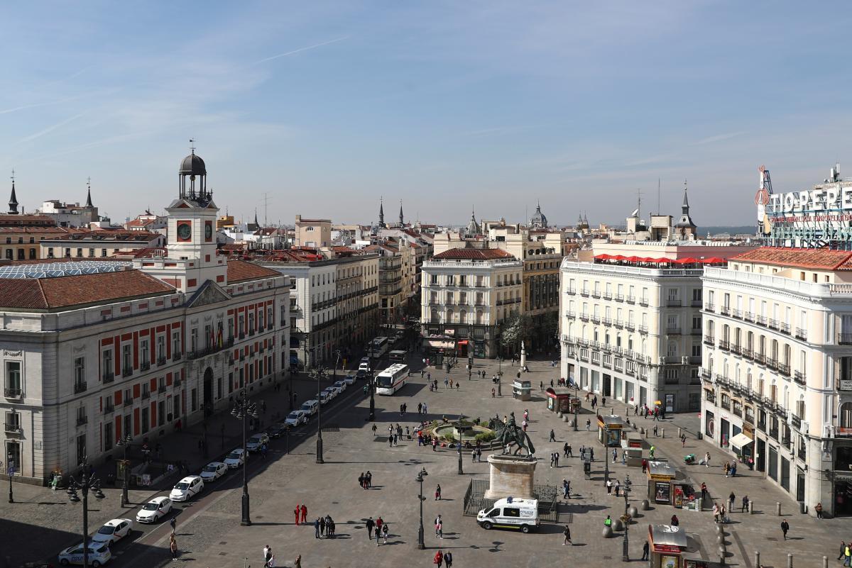 Мадрид / Фото REUTERS