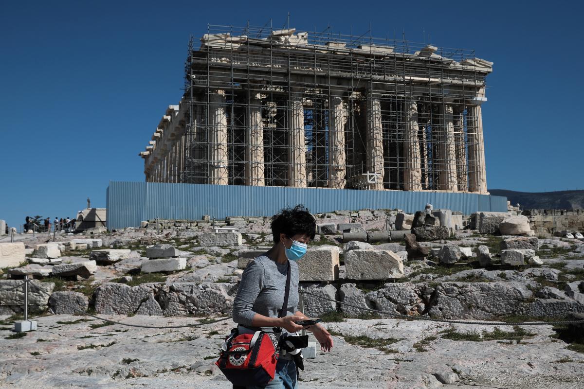 Афины / Фото REUTERS